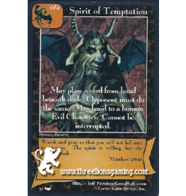 TexP: Spirit of Temptation