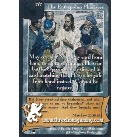 TexP: The Entrapping Pharisees