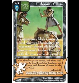 RoA: Gibeonite Curse