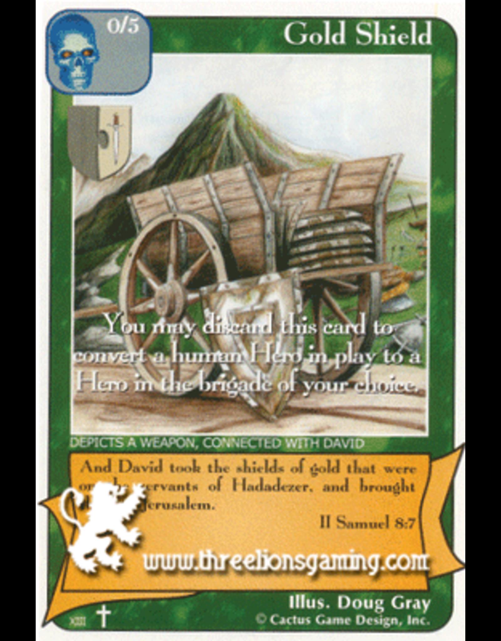 RoA: Gold Shield