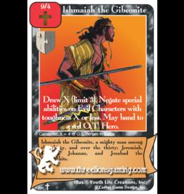RoA: Ishmaiah the Gibeonite