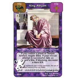 RoA: King Abijam