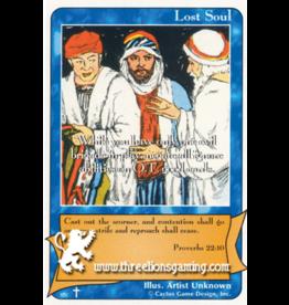 """RoA: Lost Soul """"Anti-ignore"""" (Proverbs 22:10)"""