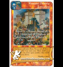 RoA: Romans Destoy Jerusalem
