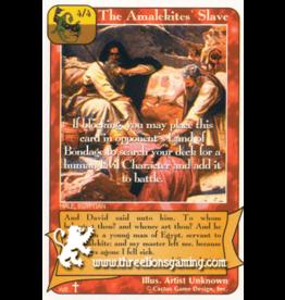 RoA: The Amalekites' Slave