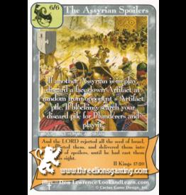 RoA: The Assyrian Spoilers