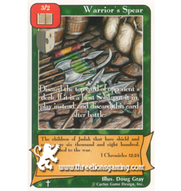 RoA: Warrior's Spear