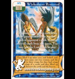 RoA: Wickedness Removed