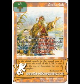 RoA: Zechariah