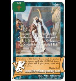 FoOF: Haggai
