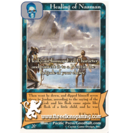 FoOF: Healing of Naaman