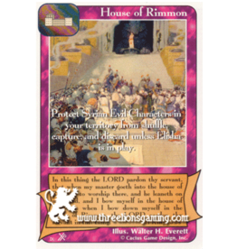 FoOF: House of Rimmon