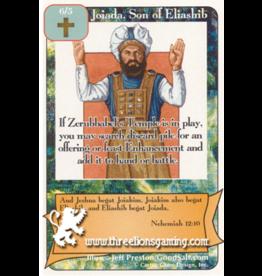 FoOF: Joiada, Son of Eliashib