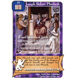 FoOF: Joseph Before Pharaoh