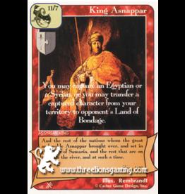 FoOF: King Asnappar