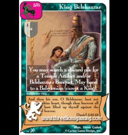 FoOF: King Belshazzar