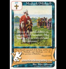 FoOF: Meshach (Mishael)