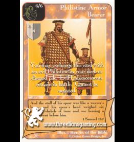 FoOF: Philistine Armor Bearer