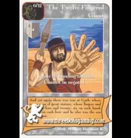 FoOF: The Twelve-Fingered Giant
