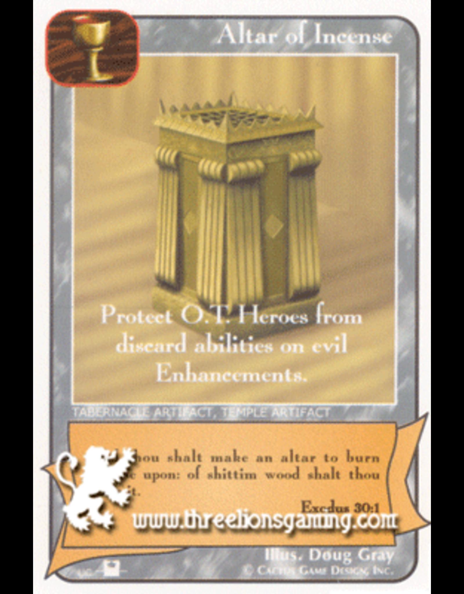Priests: Altar of Incense