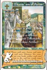 Priests: Eleazar, son of Aaron