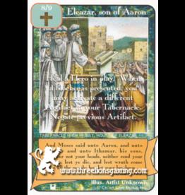 Priest: Eleazar, son of Aaron