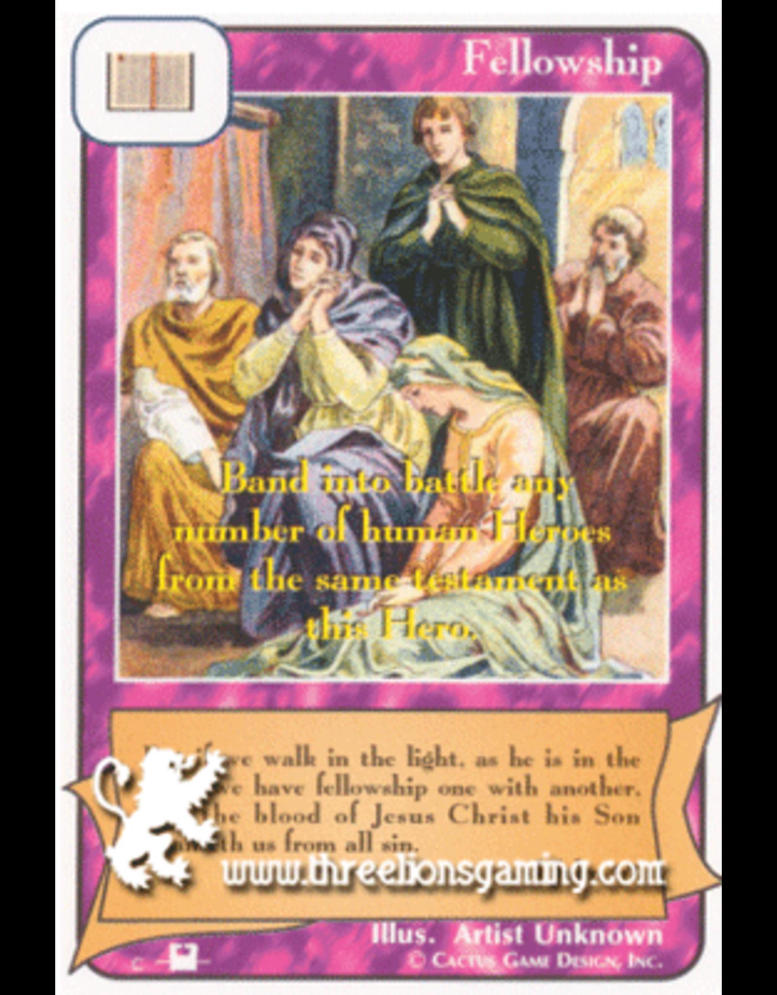 Priests: Fellowship