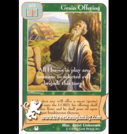 Priests: Grain Offering