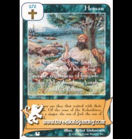 Priest: Heman