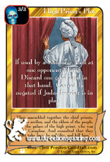 Priests: High Priest's Plot