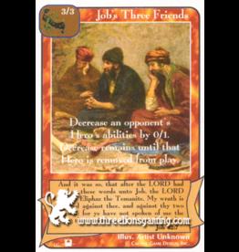 Priests: Job's Three Friends