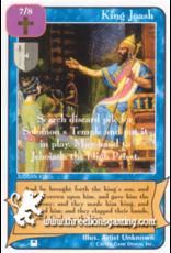 Priests: King Joash