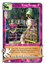 Priest: King Sargon II