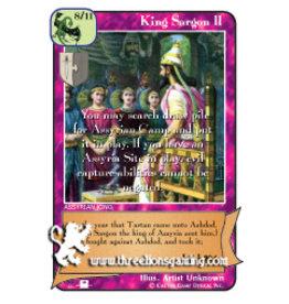 Priests: King Sargon II