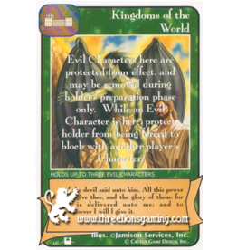 Priest: Kingdoms of the World