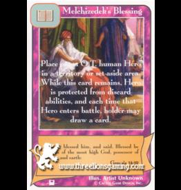 Priests: Melchizedek's Blessing