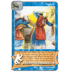 Priest: Nadab