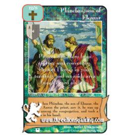 Priests: Phinehas, son of Eleazar