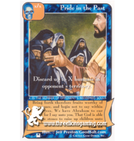 Priest: Pride in the Past