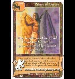 Priest: Prince of Greece