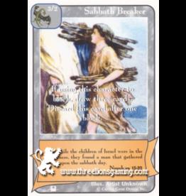 Priests: Sabbath Breaker