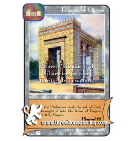 Priests: Temple of Dagon