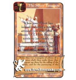 Priests: The Silver Trumpets