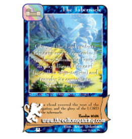 Priest: The Tabernacle