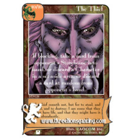 Priests: The Thief