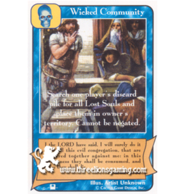 Priests: Wicked Community