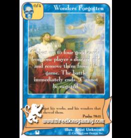 Priests: Wonders Forgotten