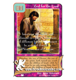 Priests: Zeal for the Lord