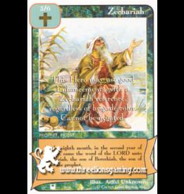 Priests: Zechariah