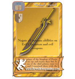 AW: Michael's Sword